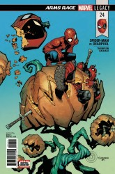 Marvel - Spider-Man Deadpool # 24