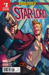 Marvel - Star-Lord #1 NOW