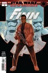 Marvel - Star Wars Age Of Resistance Finn # 1
