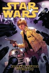 Çizgi Düşler - Star Wars Cilt 2 Kaçakçı Ayı'nda Yüzleşme