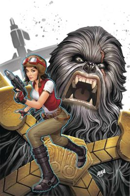 Star Wars Doctor Aphra Annual # 1