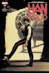 Marvel - Star Wars Han Solo # 5