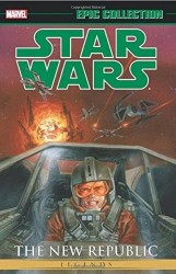 Marvel - Star Wars Legends Epic Collection New Republic Vol 2 TPB
