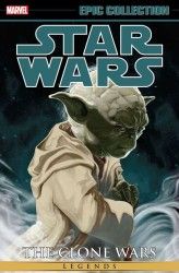 Marvel - Star Wars Legends Epic Collection The Clone Wars Vol 1 TPB