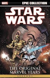 Marvel - Star Wars Legends Epic Collection The Original Marvel Years Vol 2 TPB