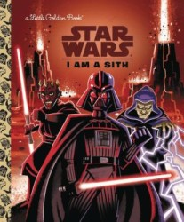 Diğer - Star Wars Little Golden Book I Am A Sith TPB