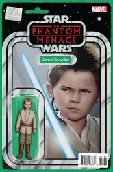 Marvel - Star Wars Obi-Wan & Anakin #1 Christopher Action Figure Variant
