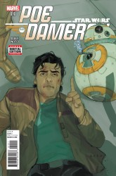 Marvel - Star Wars Poe Dameron # 10