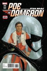 Marvel - Star Wars Poe Dameron # 13