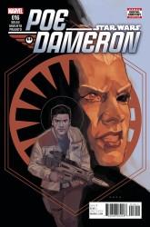 Marvel - Star Wars Poe Dameron # 16