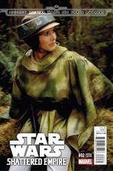 Marvel - Star Wars Shattered Empire #2 Movie Variant