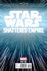 Marvel - Star Wars Shattered Empire #1 Hyperspace Variant