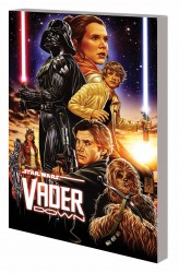 Marvel - Star Wars Vader Down TPB
