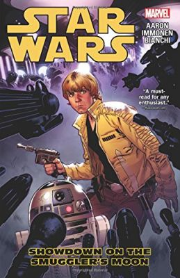 Star Wars Vol 2 Showdown on the Smuggler's Moon TPB