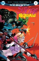 DC - Suicide Squad # 21