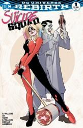 DC - Suicide Squad # 1 Dynamic Forces Variant