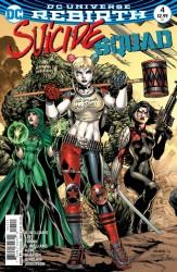 DC - Suicide Squad # 4