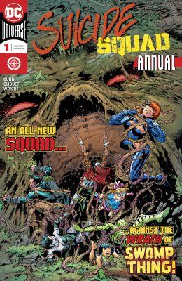 Suicide Squad Annual # 1