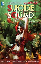DC - Suicide Squad (New 52) Vol 1 Kicked In The Teeth TPB