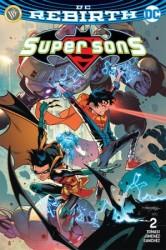 JBC Yayıncılık - Super Sons Sayı 2