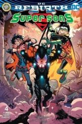 JBC Yayıncılık - Super Sons Sayı 4
