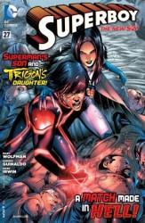 DC - Superboy (New52) # 27