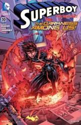 DC - Superboy (New52) # 30