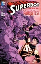 DC - Superboy (New52) # 31