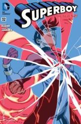 DC - Superboy (New52) # 32