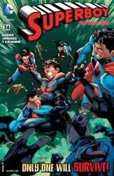 DC - Superboy (New52) # 34