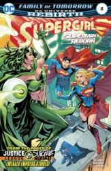 DC - Supergirl # 8
