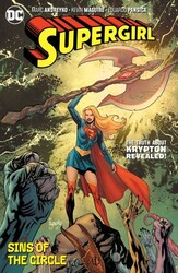 DC - Supergirl Vol 2 Sins Of The Circle TPB