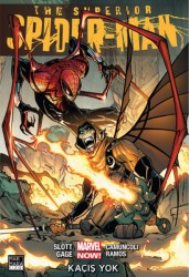 Marmara Çizgi - Superior Spider-Man Cilt 3 Kaçış Yok