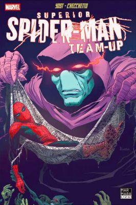 Superior Spider-Man Team-Up Sayı 4