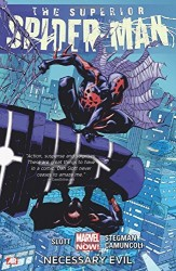 Marvel - Superior Spider-Man Vol 4 Necessary Evil TPB