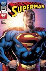DC - Superman (2018) # 1