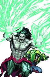 DC - Superman (New 52) # 23.3 Hel Lenticular Variant