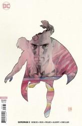 DC - Superman (2018) # 3 Mack Variant