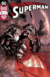 DC - Superman (2018) # 4 Foil