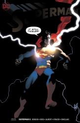 DC - Superman (2018) # 5 Adam Hughes Variant