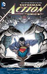DC - Superman Action Comics (New 52) Vol 6 Superdoom TPB