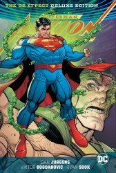 DC - Superman Action Comics (Rebirth) The Oz Effect Deluxe Edition