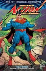 DC - Superman Action Comics The Oz Effect TPB