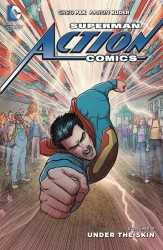 DC - Superman Action Comics Vol 7 Under The Skin TPB