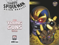Marvel - Symbiote Spider-Man Alien Reality # 1 Larraz Young Guns Variant