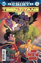 DC - Teen Titans # 5