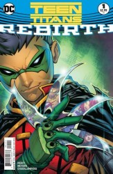 DC - Teen Titans Rebirth # 1