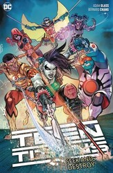 DC - Teen Titans Vol 3 Seek And Destroy TPB