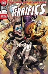DC - Terrifics # 1