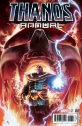 Marvel - Thanos (2016) Annual # 1 Deodato Variant
